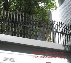 Mẫu Hàng rào sắt SV2191