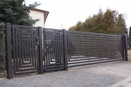Mẫu Hàng rào sắt SV2189