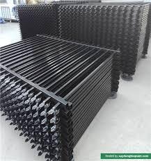 Mẫu Hàng rào sắt SV2187