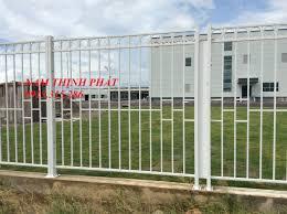 Mẫu Hàng rào sắt SV2179