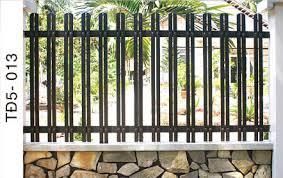 Mẫu Hàng rào sắt SV2203