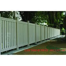 Mẫu Hàng rào sắt SV2188